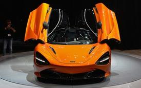 """Siêu xe McLaren 720S """"cháy hàng"""" hết năm 2018"""