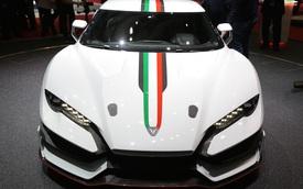 """Italdesign Zerouno - """"Em song sinh không cùng trứng"""" của Lamborghini Huracan LP610-4"""
