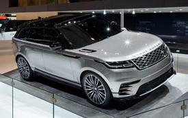 Giá chi tiết của SUV hạng sang Range Rover Velar mới