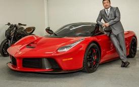 Lộ diện người từ chối bán siêu xe Ferrari LaFerrari Aperta cho đại gia Mỹ