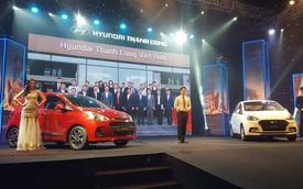 Hyundai Grand i10 2017 lắp ráp tại Việt Nam chính thức ra mắt, giá từ 340 triệu Đồng