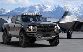"""Xe bán tải """"khủng long"""" Ford F-150 Raptor mang phong cách chiến đấu cơ"""