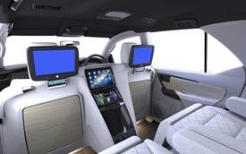 """Toyota Fortuner đời mới được """"sang chảnh hóa"""" nội thất"""