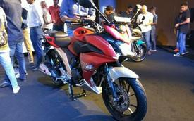 Mô tô bình dân Yamaha Fazer 25 chính thức trình làng, giá từ 45,5 triệu Đồng
