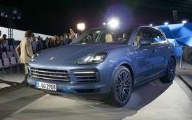 Porsche Cayenne thế hệ mới sắp được ra mắt tại Việt Nam