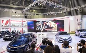 Mazda CX-5 giảm giá sâu, mua Honda CR-V tặng kèm Honda SH: Nên vui hay nên buồn