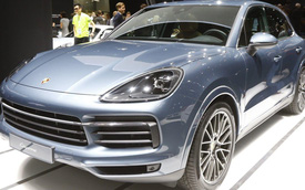 """Porsche Cayenne 2018: """"Mới từ bình đến rượu"""""""