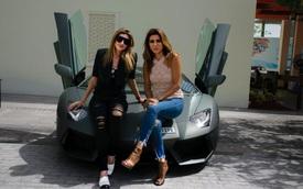 """Arabian Gazelles - Câu lạc bộ siêu xe dành cho các """"mợ chảnh"""" đam mê tốc độ"""
