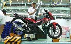 Honda giới thiệu xe côn tay Sonic 150R 2017 với giá từ 36,8 triệu Đồng