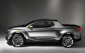 """Hyundai phát triển xe bán tải """"thực thụ"""" để cạnh tranh Ford Ranger và Toyota Hilux"""