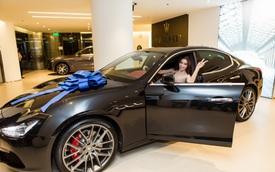 Hồ Ngọc Hà chi 7 tỷ Đồng để sở hữu Maserati Ghibli S Q4