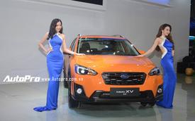 """Trực tiếp: Subaru mang """"hàng nóng"""" đến triển lãm VIMS 2017"""