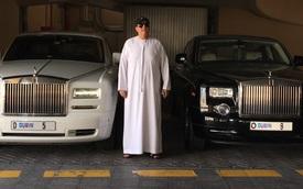 Gặp gỡ đại gia chi tổng số tiền 15,7 triệu USD cho biển số của 2 chiếc Rolls-Royce Phantom