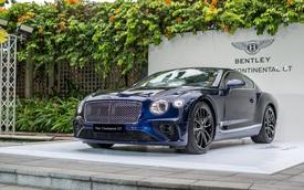 """Coupe hạng sang Bentley Continental GT 2018 """"hăm hở"""" ra mắt nhà giàu Đông Nam Á"""
