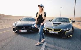 """Làm quen với """"Supercar Blondie"""" - Cô gái đến từ miền quê lái siêu xe để kiếm sống"""
