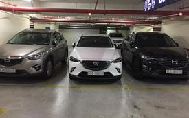 """Crossover """"hạt tiêu"""" Mazda CX-3 đầu tiên ra biển số tại Việt Nam"""