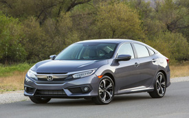 """""""Phát hờn"""" với Honda Civic 2018 có giá khởi điểm chỉ 428 triệu Đồng tại Mỹ"""