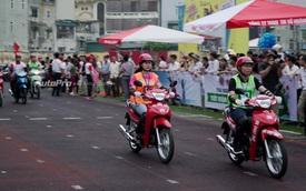 Honda Wave 110cc tiêu thụ nhiên liệu 0,86 lít/100km
