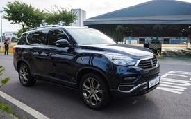 Toyota Fortuner thêm đối thủ mới tại Việt Nam