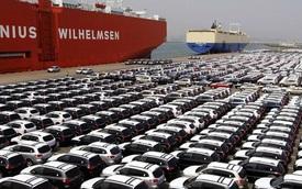 Thái Lan chiếm gần 1/3 lượng ô tô nhập khẩu vào Việt Nam
