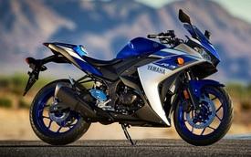 880 chiếc mô tô thể thao Yamaha YZF-R3 bị triệu hồi tại Việt Nam