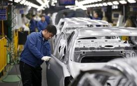 Công nhân Hyundai đình công, ngừng lắp ráp ô tô