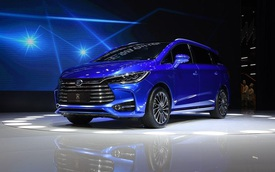 Đây là mẫu xe MPV mới gợi liên tưởng đến Toyota Innova 2017