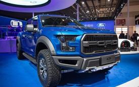 Ford hợp tác với Jack Ma để bán ô tô trực tuyến