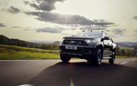 """""""Vua doanh số"""" Ford Ranger có thêm phiên bản đặc biệt mới"""