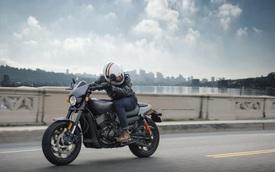 Harley-Davidson Street Rod 750 2017 - Xe cruiser cho giới trẻ