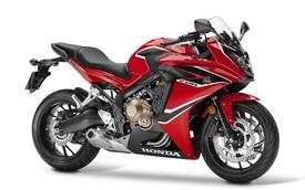 Bộ đôi mô tô tầm trung Honda CBR650F và CB650F 2017 được bày bán, giá từ 193 triệu Đồng