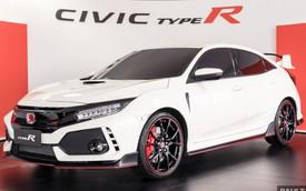 Honda Civic Type R 2017 vừa ra mắt Malaysia đã vượt doanh số mong đợi