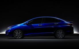 Honda City 2017 phiên bản Nhật nội địa được hé lộ