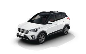 Hyundai Creta 2017 phiên bản phối 2 màu sơn ngoại thất trình làng, giá từ 434 triệu Đồng