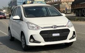 Bắt gặp Hyundai Grand i10 2017 sẽ về Việt Nam trên đường phố