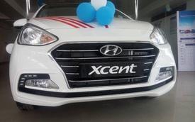 Hyundai Grand i10 Sedan 2017 xuất hiện tại đại lý