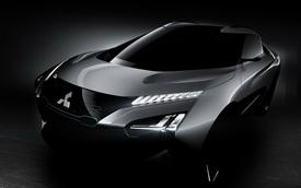 Mitsubishi e-Evolution - Crossover công nghệ cao sẽ ra mắt trong tháng này