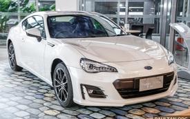 Xe thể thao Subaru BRZ 2017 lặng lẽ ra mắt Đông Nam Á với giá 1,18 tỷ Đồng