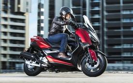 Xe tay ga Yamaha X-Max 125 đời mới được trang bị an toàn hơn