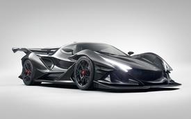 Apollo Intensa Emozione - Siêu xe triệu đô mới của người Đức