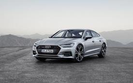 Audi A7 Sportback 2018: Lột xác về thiết kế, tràn ngập công nghệ mới