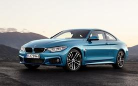 Xe sang BMW 4-Series 2018 ra mắt với hàng loạt nâng cấp