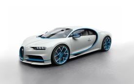 """Bugatti Chiron bị đại lý """"hét giá"""", nếu mua cũng phải chờ 1 năm mới được nhận xe"""
