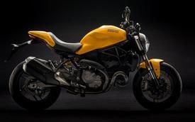 Ducati Monster 821 2018: nâng cấp thiết kế, giảm thiểu sức mạnh