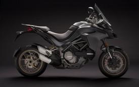 Ducati Multistrada 1260 trình làng với động cơ mới, trang bị hiện đại hơn