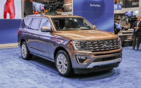 SUV 8 chỗ Ford Expedition 2018 tăng giá mạnh, lên gần 80.000 USD
