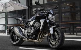 Honda CB1000R 2018 ra mắt với thiết kế của Neo Sport Café và động cơ mạnh hơn