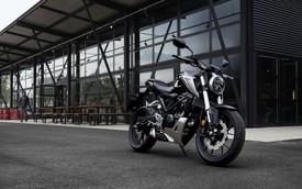 """Honda CB125R 2018 - """"Tiểu CB1000R"""" với kiểu dáng đậm chất cổ điển"""