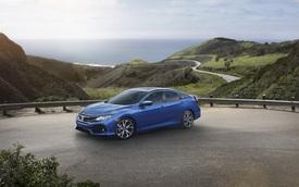 Vén màn phiên bản mạnh mẽ hơn của Honda Civic 2018