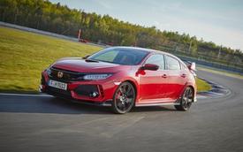 Chi tiết Honda Civic Type R 2018 dành cho lục địa già